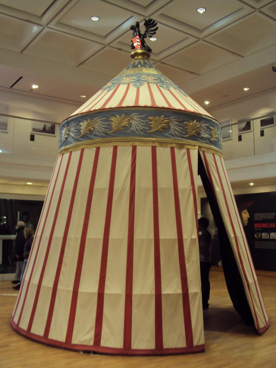 Royal Armouries Tournament Tent